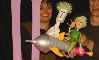 Imagen de Golfiño, Malva e Pedro